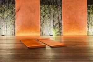 Espacio para hacer yoga